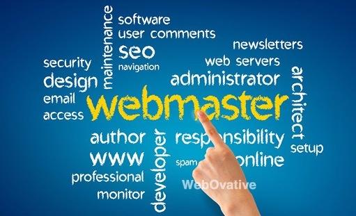 web development and server admin